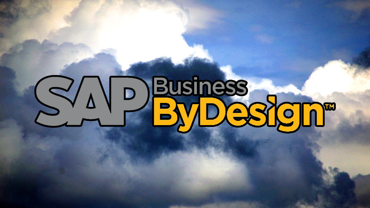 Sap Business by Design. Software en alquiler.